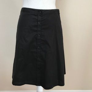 Anthropologie Odille Bustle Skirt